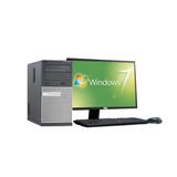 戴尔OptiPlex390台式机电脑租赁i5处理器19寸显示器