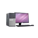 戴尔OptiPlex3020台式机电脑租赁I5处理器/23寸显示器/8GB内存/256G SSD/2G独立显卡