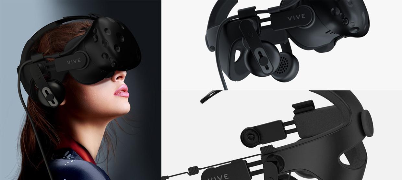 Vive畅听智能头带优质音效
